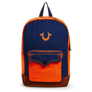 True Religion Men's Colorblock Backpack Bag